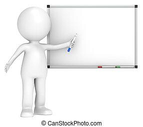 whiteboard.