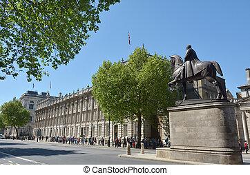 Whitehall road London England UK - LONDON - MAY 13...