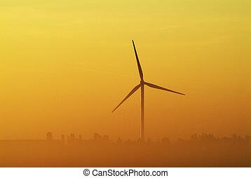 Whitemoor turbine