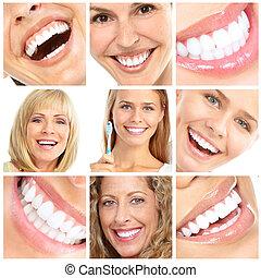 whitening, dentes