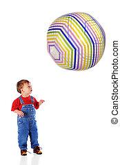 Whoa! What a Big Ball!