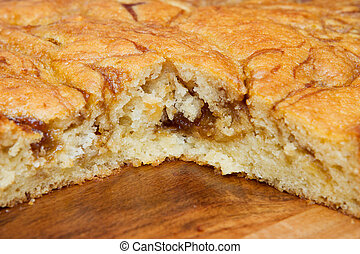 whole apple streusel - one whole fresh apple streusel cake ...