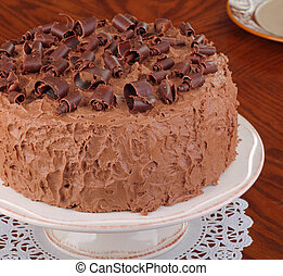 Whole Chocolate Cake