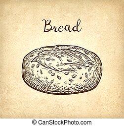 Whole grain bread.