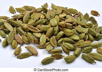 whole organic cardamom can be used with basmati rice