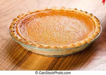 Sweet Potato Pie - Whole Sweet Potato Pie