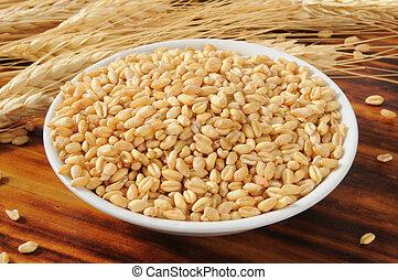 Whole wheat