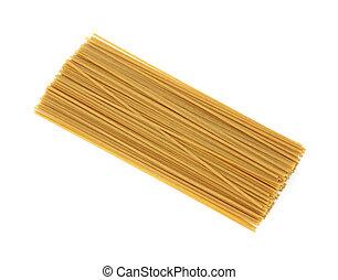 Whole wheat linguine pasta - Large amount of whole wheat...