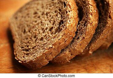 Wholewheat bread