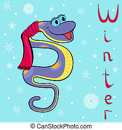 Why is it so cold in winter Boa?