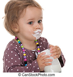 Why is this milk so tasty?