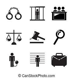 więzienie, ikony