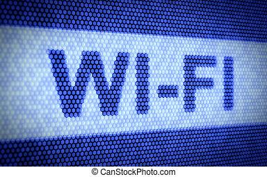 wi-fi, concetto