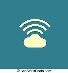 wi-fi, icône