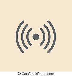 wi - fi, icono