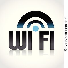 wi - fi, señal