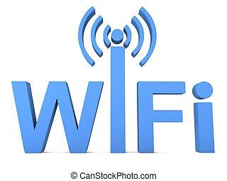 wi-fi, signe