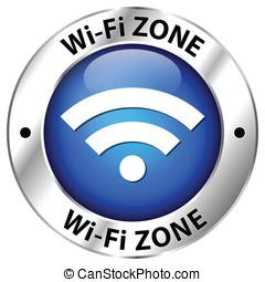 wi - fi, zona