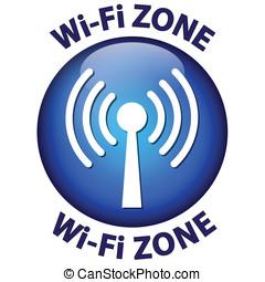 wi-fi, zone