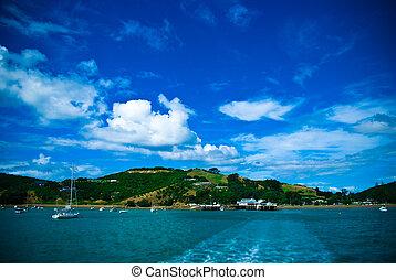 Wiaheke Island
