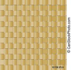 Wicker background (seamless pattern)