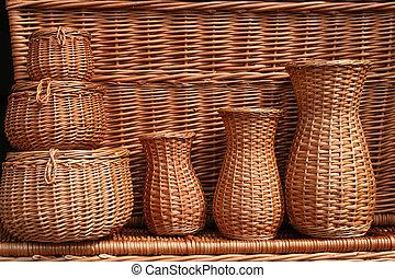Wicker craft