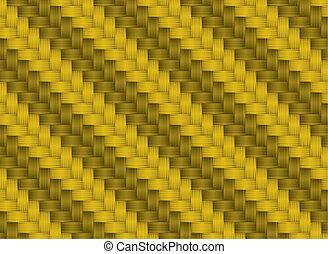 Wicker or rattan pattern seamless