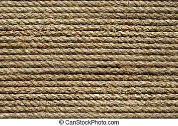 Wicker Texture - Fragment of wicker basket