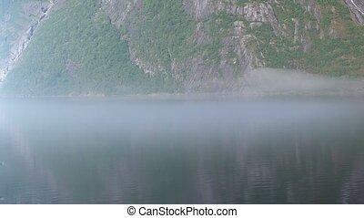 wickinger,  longboat, norwegen,  Pier