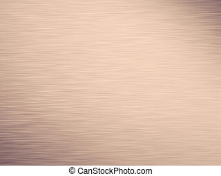 Wide bronze metallic aluminum industrial textured background...