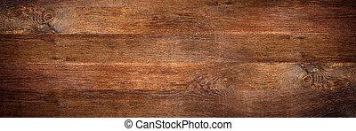 old oak wooden background