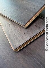 Wide Plank Bamboo Flooring