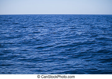infinite Atlantic ocean