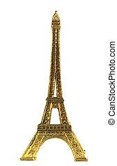 wieża, eiffel, minature