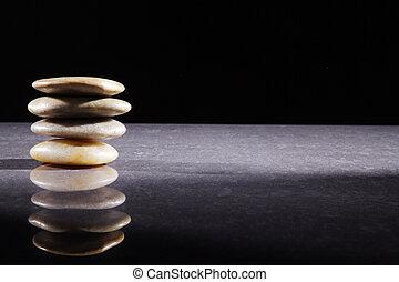wieża, kamień