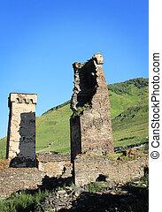 wieża, starożytny