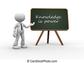 wiedza, power.