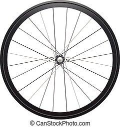 wiel, cycling