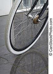 wiel, fiets