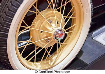 wiel, oudgediende