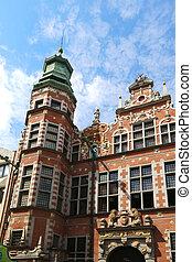 Wielka Zbrojownia Gdansk - the Great Armoury, Wielka...