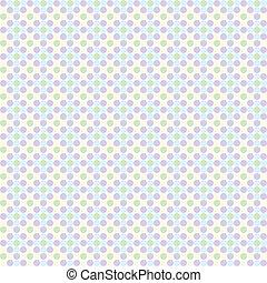 wielokropek polki, pattern.