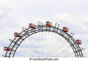 Wiener Riesenrad in Prater