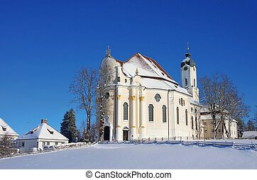 Wieskirche 01