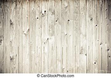 wietrzało drewno, deska, płot