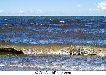 wietrzny, jezioro