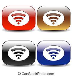 wifi, ícones