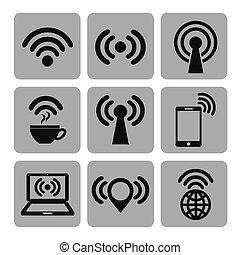 wifi, anschluss