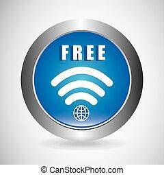 wifi, collegamento