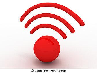 wifi, concepto